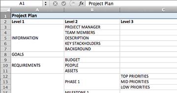 Excel/CSV