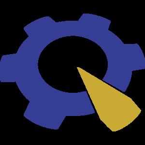 Logo vectorized color square 01