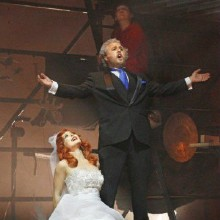 'Rose/The bride/The bride' in Elliot Carter's What Next? with Victorian Opera (2012)