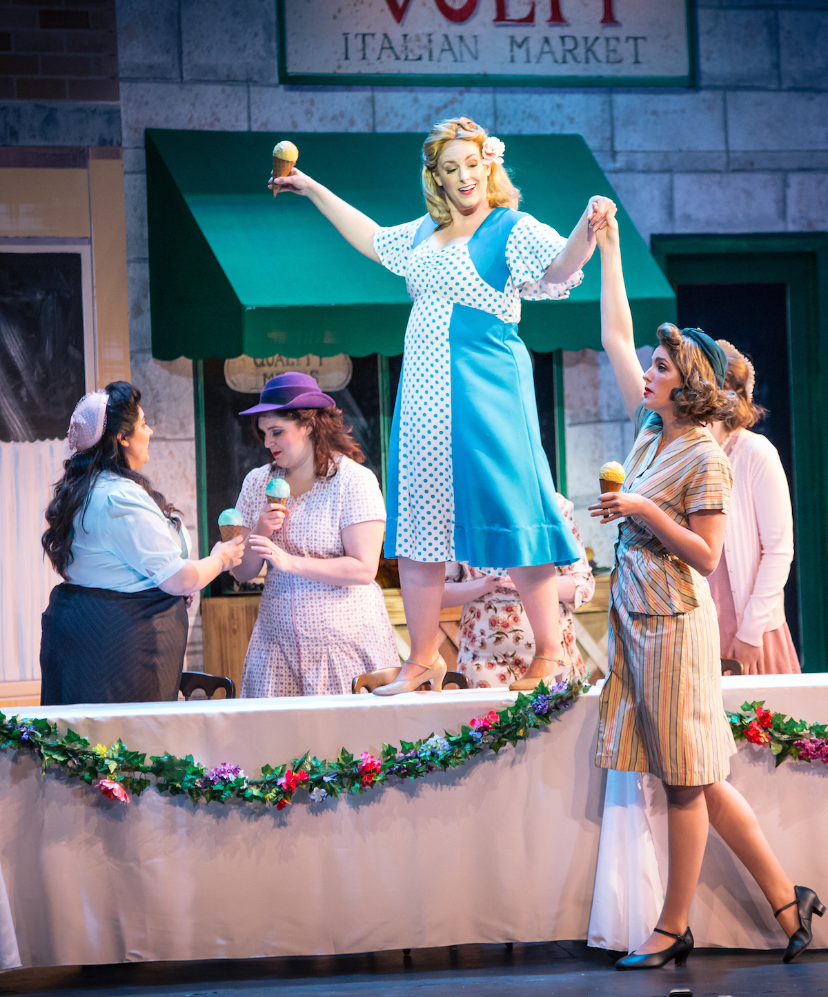 Gianetta in L'elisir d'amore