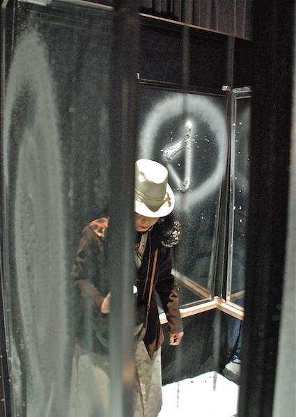Installation by Jessica Aszodi (San Diego, 2012)