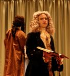 As Coridon in Acis and Galatea