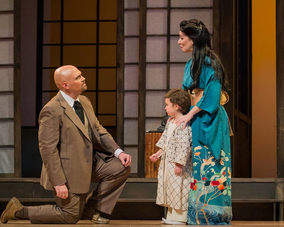 Madama Butterfly at Annapolis Opera (with Eleni Calenos and Emily Zarrilli)