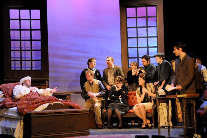 Gianni Schicchi and the Donati Family