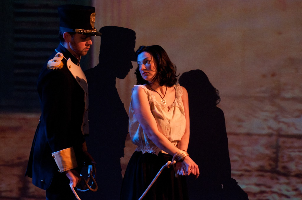 La Tragdie de Carmen, with Daniel Anderson. Photo by Denis Kelly.