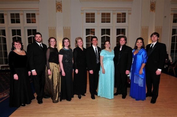 Met Opera National Council Auditions Finalists, 2008