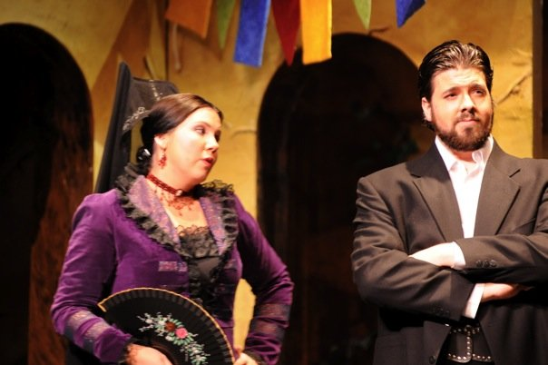 Vidal Hernando, Luisa Fernanda (with Elizabeth Westwood-Smith as the Duquesa)