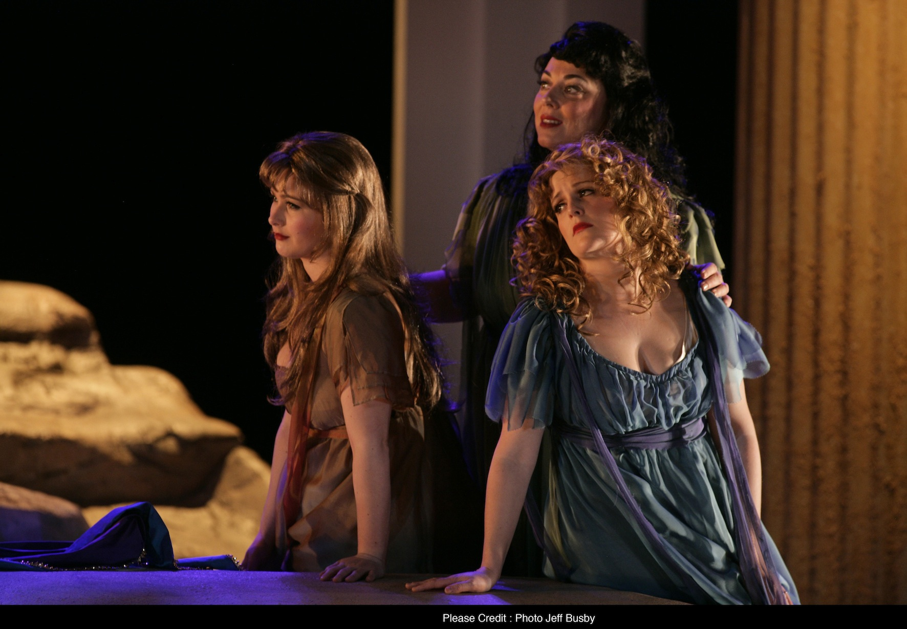 Victorian Opera (Melbourne 2009, Photograph copyright Jeff Busby)
