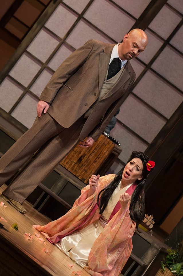 Madama Butterfly with Annapolis Opera (with Eleni Calenos)