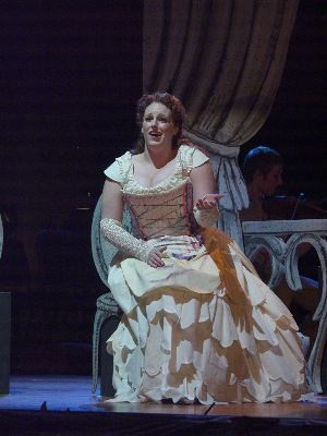 Sybil in Dorian Gray (photo by Bruce Davis)