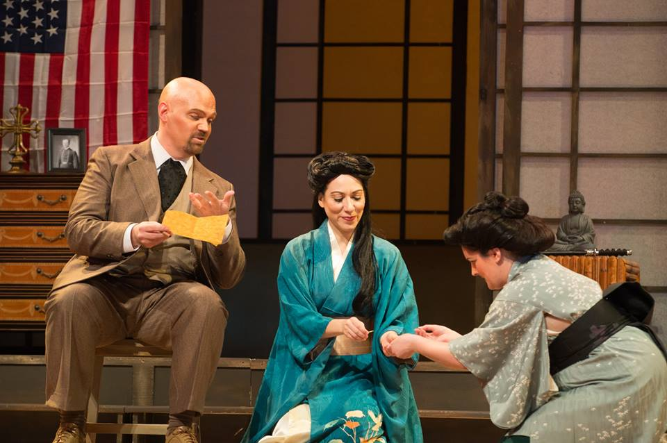 Madama Butterfly with Annapolis Opera (with Eleni Calenos and Kathryn Leemhuis)