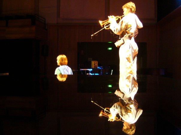 Stockhausen's Dienstag Aus Licht (Pieta),  Vivid Sydney Festival, 2009