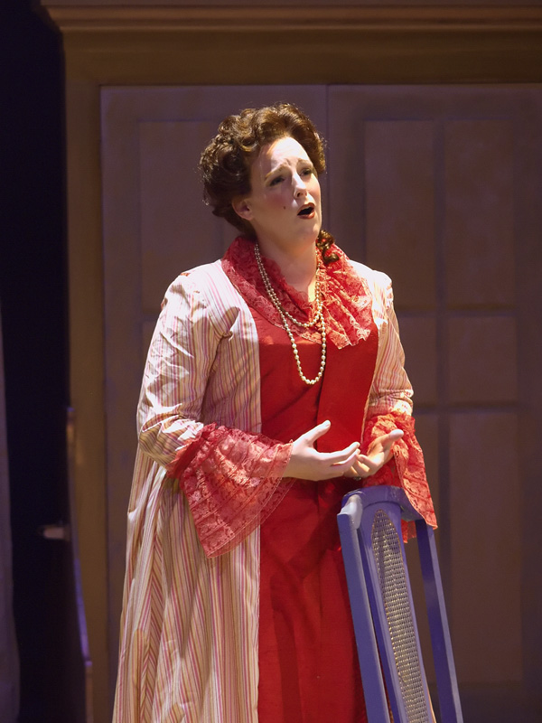 Countess in Le Nozze di Figaro (photo by Bruce Davis)