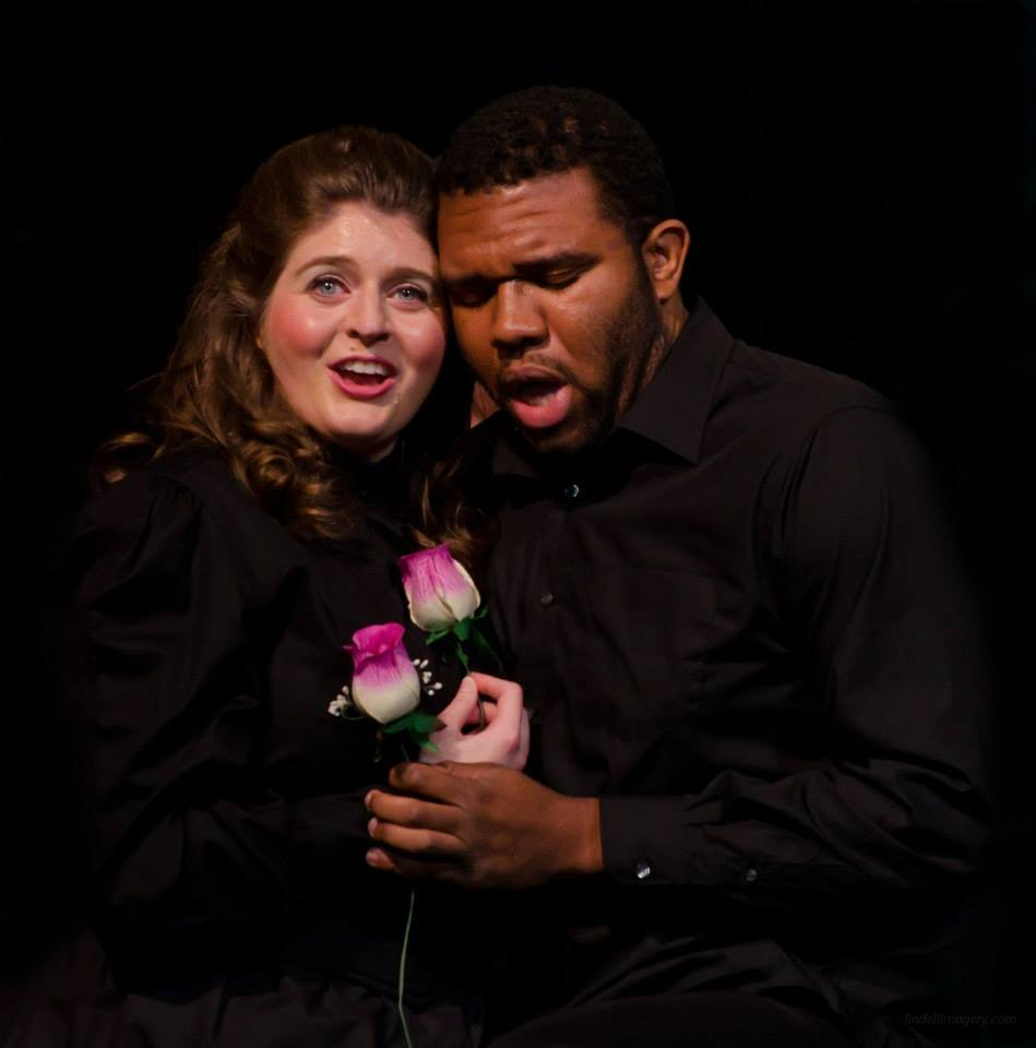 Lucia di Lammermoor - Main Street Opera, Fall 2014 (photo: Sue Lindell)