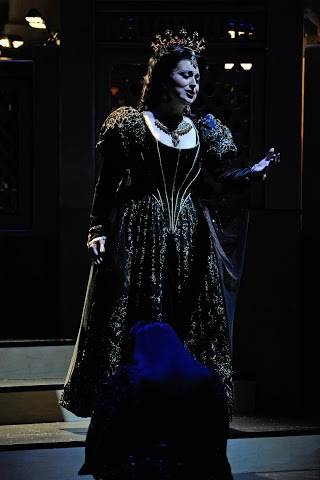 Queen of the Night in The Magic Flute, Opera Saratoga, 2014
