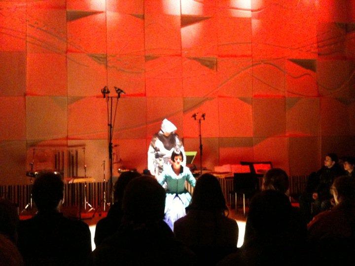 Dienstag Aus Licht (Pieta), Melbourne Recital Centre, 2010
