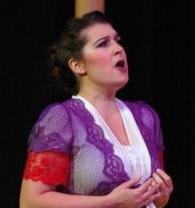 Countess, Le nozze di Figaro, Boston Opera Collaborative, 2010 (photo by J. Justin Bates)