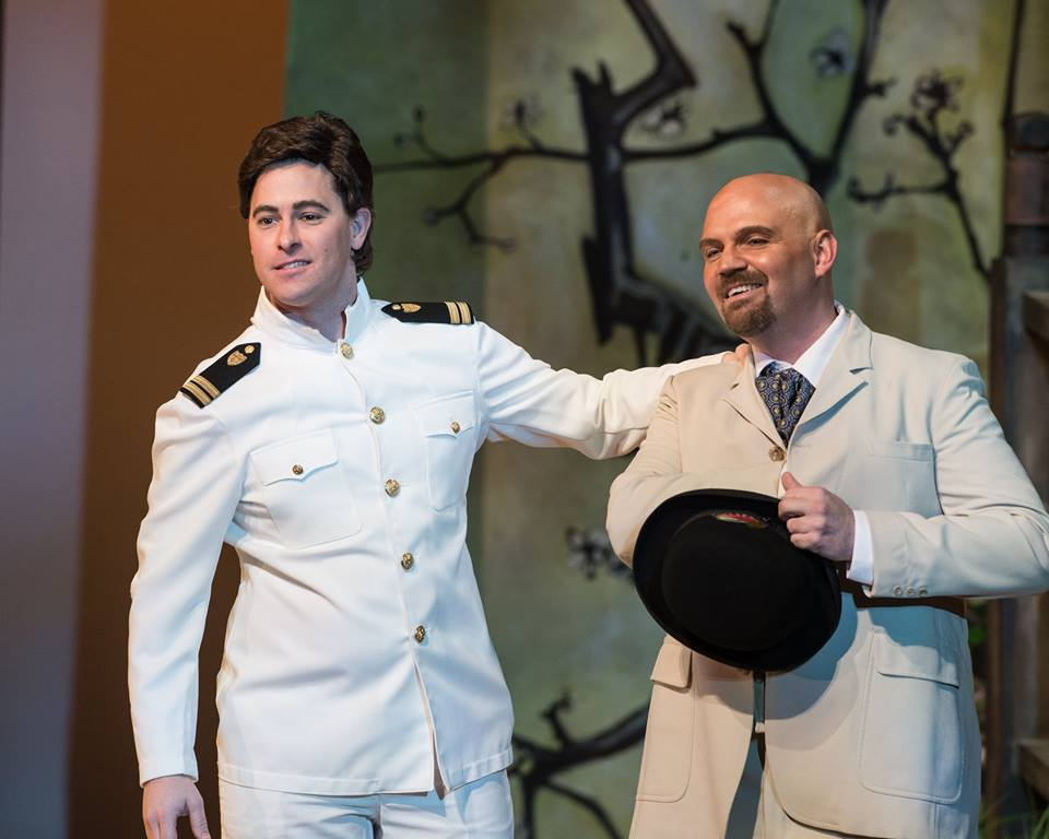 Madama Butterfly with Annapolis Opera (with Jason Slayden)