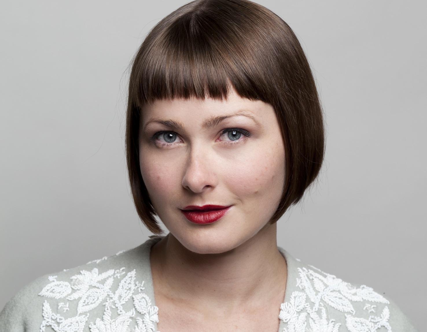 Head shot copyright Lucia Ondrusova 2012