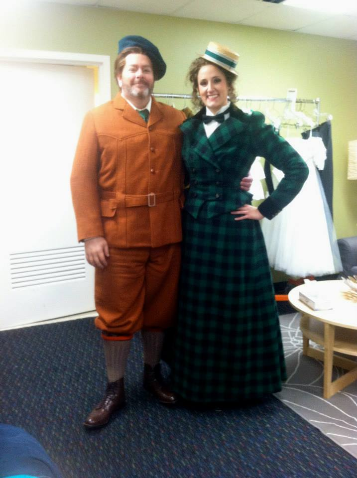 Weston Hurt - Falstaff - Virginia Opera - Fall 2013