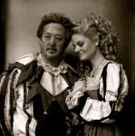 With Peter Hakjoon Kim as Rigoletto