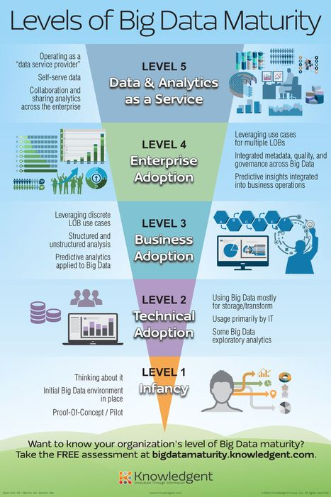 Levels of Big Data Maturity - YourDailyTech
