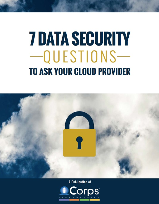 7 Data Security Questions to Ask Your Provider - YourDailyTech