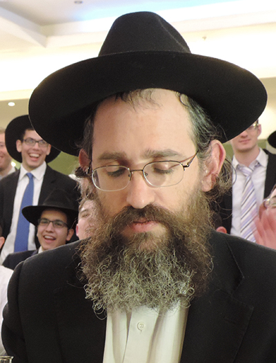 Rabbi Shlomo Bodenhiemer