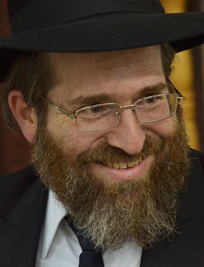 Rabbi Nachum Borowski