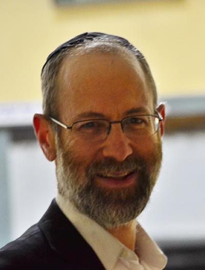 Rabbi Yonsan Friedlander