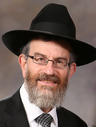 Rabbi Yisroel Katz