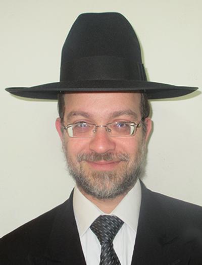 Rabbi Moshe Lieberman