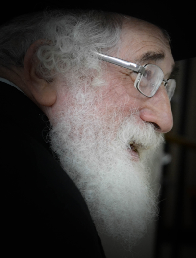 Rabbi Shmaryahu Meltzer