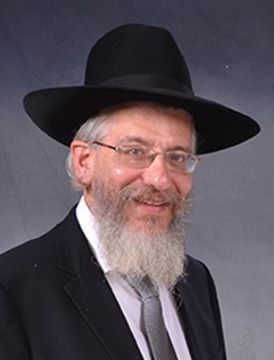 Rabbi Zisha Salomon