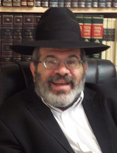 Rabbi Yerachmiel Ukelson