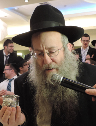 Rabbi Shlomo Borenstien