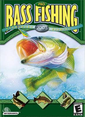 Pro bass fishing 2003 for Bass fishing game