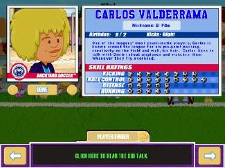 Backyard Soccer Mls Edition Yummygames Com