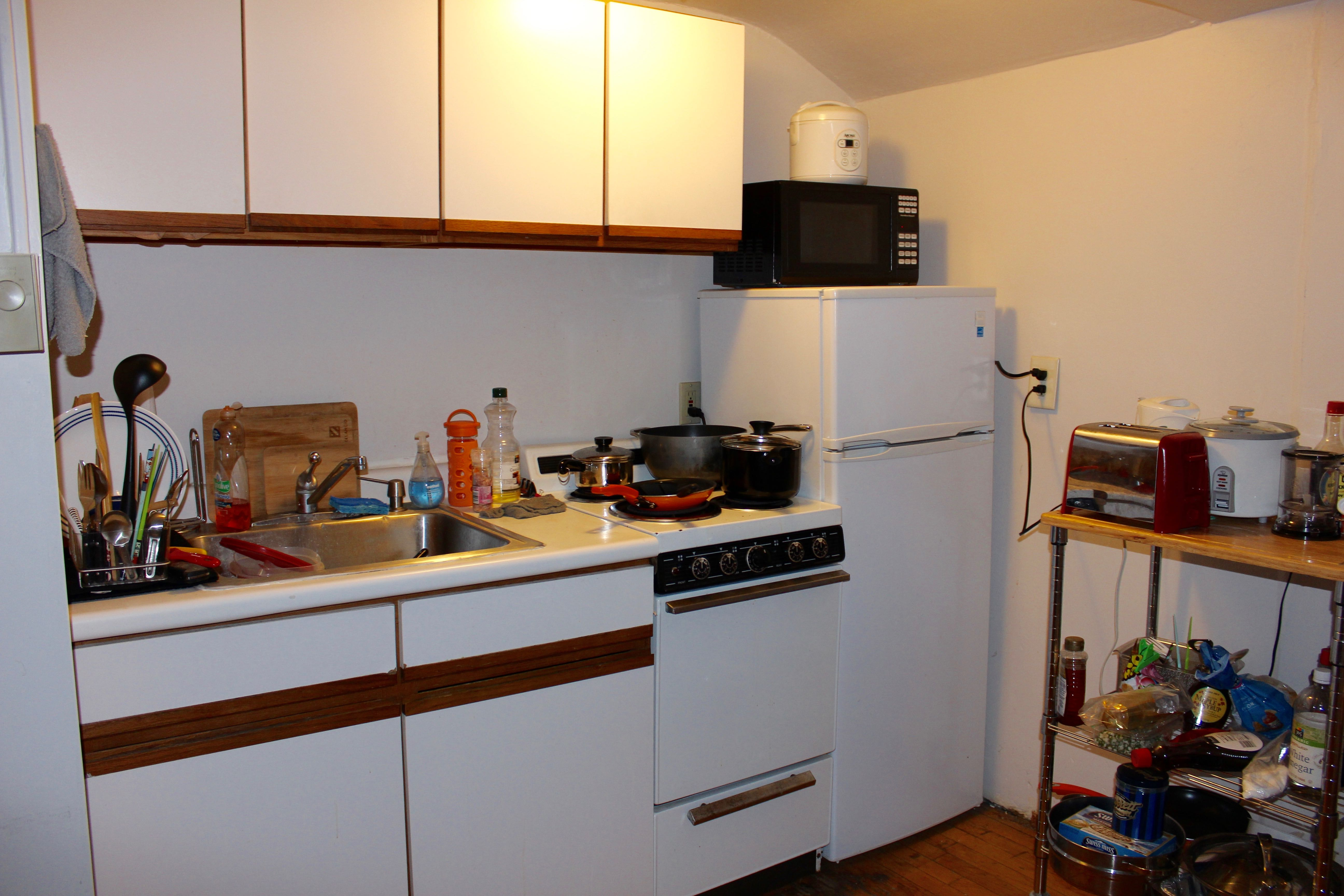 Studio on , Parking For Rent, Laundry in Building