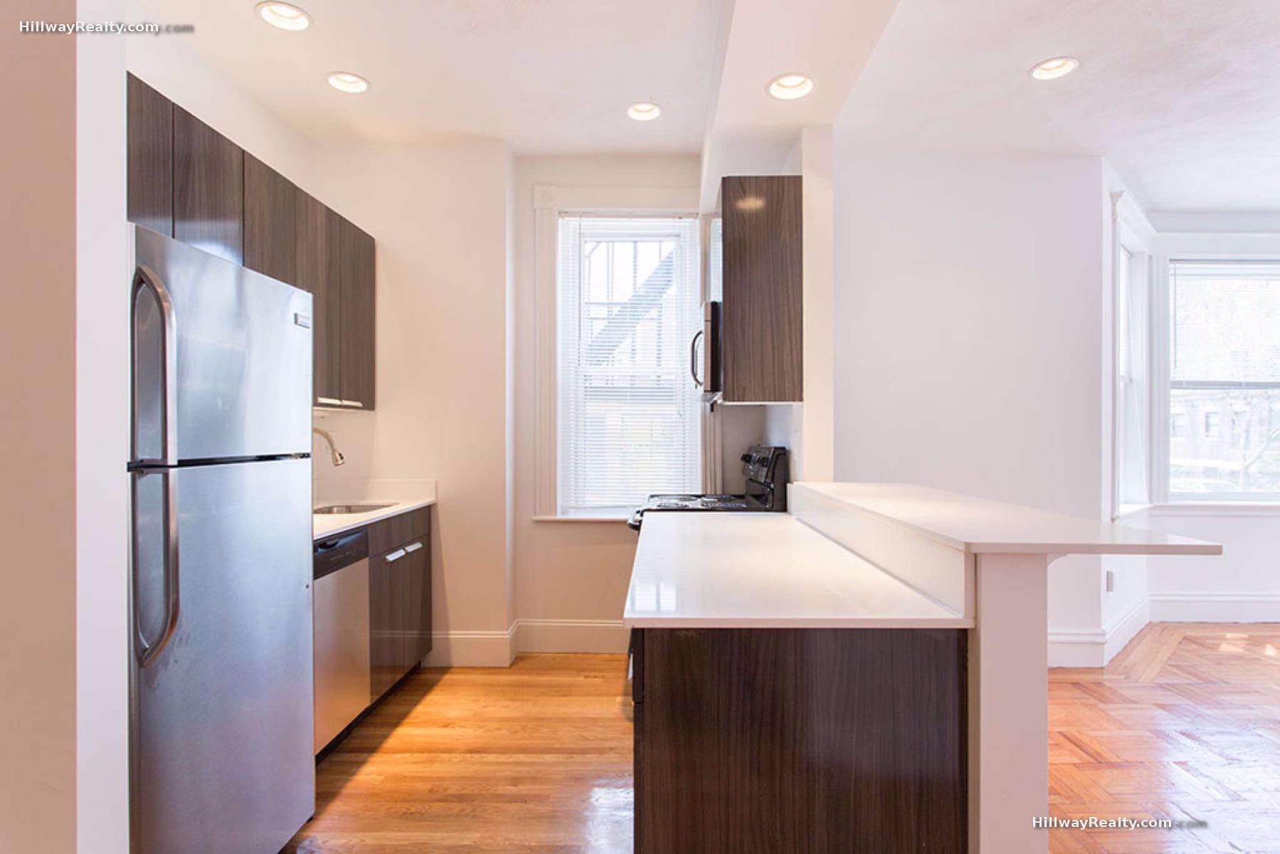 You Just HAVE To See This Park Drive Apt In The Fenway! Available NOW!