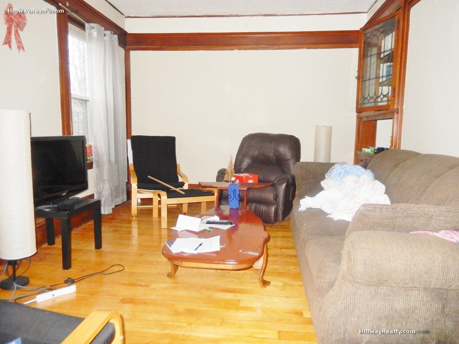 3 Bd on South St., NO FEE, Coin-op Laundry, Walk to T, Cat Ok