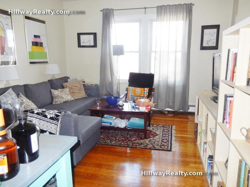 JUNE 1st-NO FEE- 2 Bed-2 Bth-Hdwds & Carpet-Steps to the T