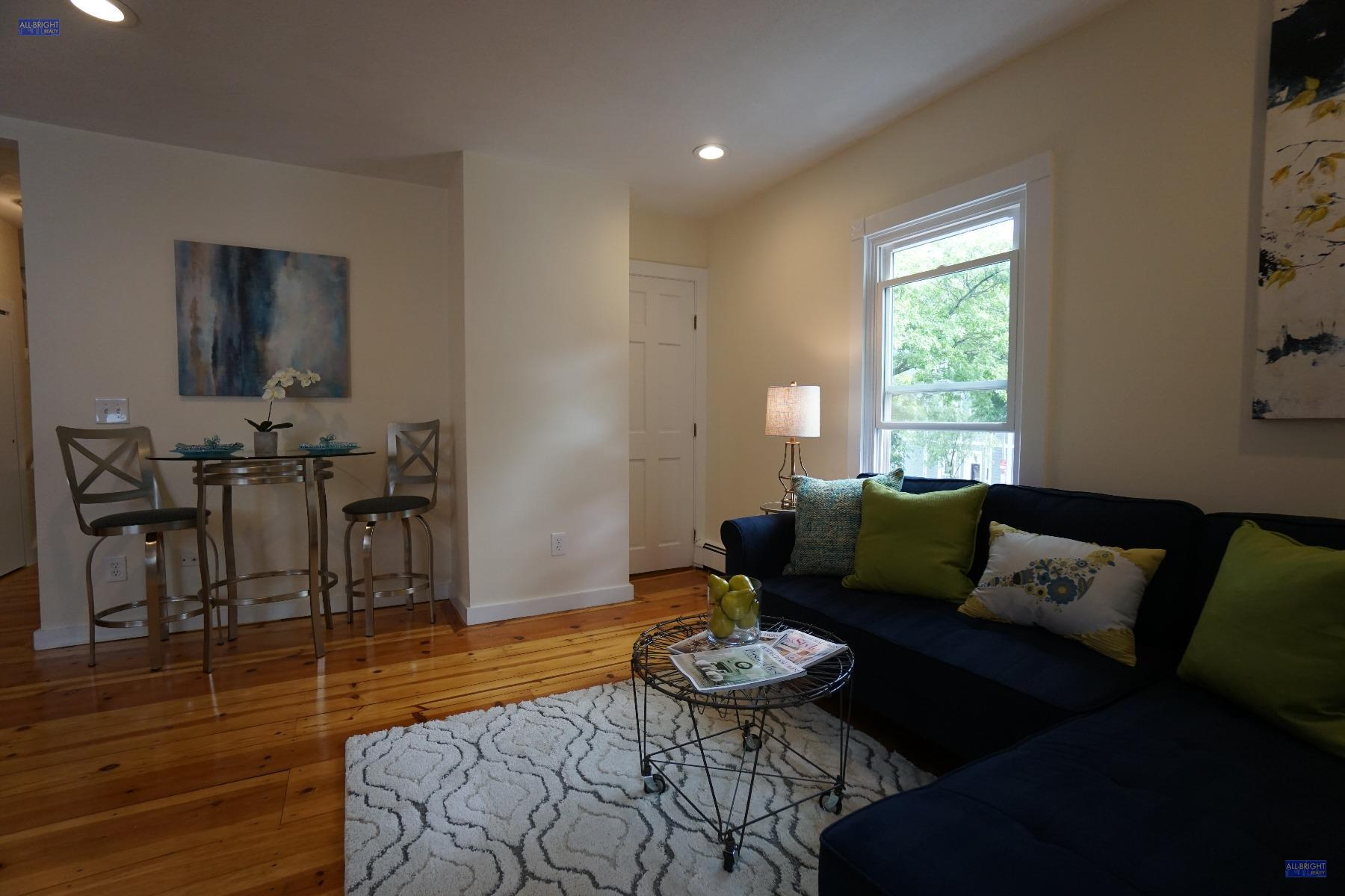 Cambridge 2bed 2bath! Pets NEGOTIABLE, 2nd Floor, Very close to Red Li