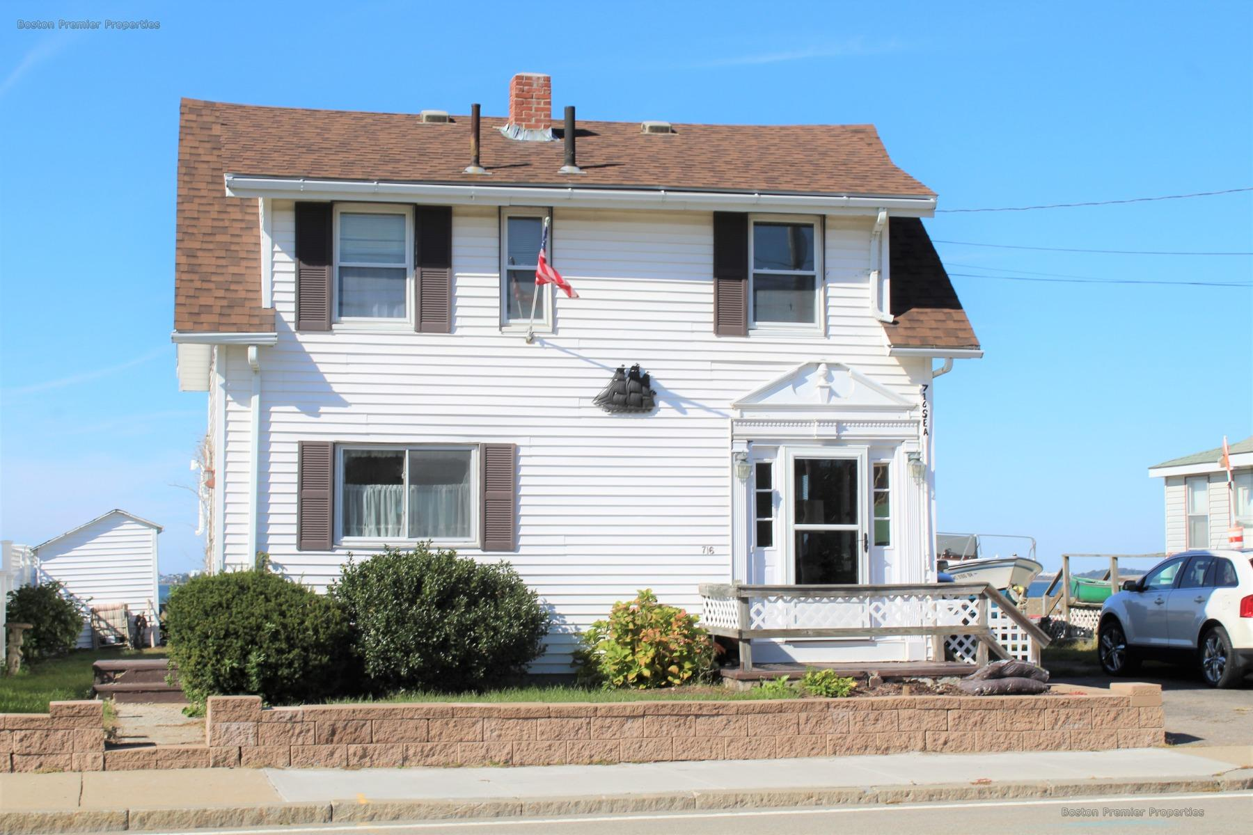 3 Bd, Furnished, Oversized Windows, Dining Area, Ocean Views, Deck