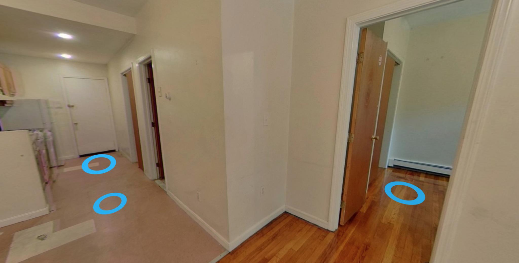 2 ROOMS TO RENT SHORT TERM !! 800 A BEDROOM PARKER ST