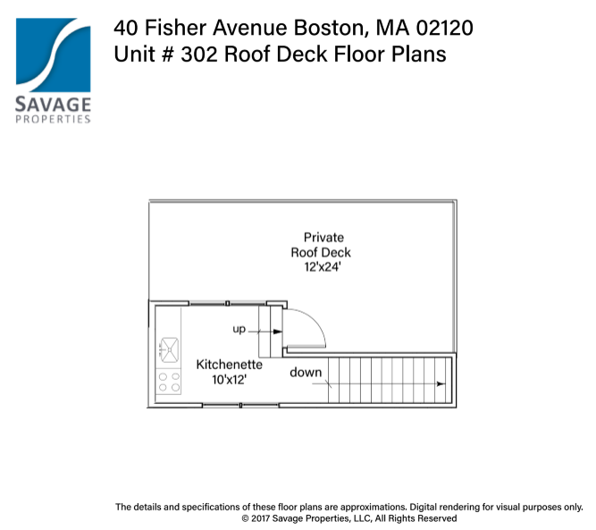 Additional photo for property listing at 40 Fisher Ave. 40 Fisher Ave. Boston, Massachusetts 02120 United States
