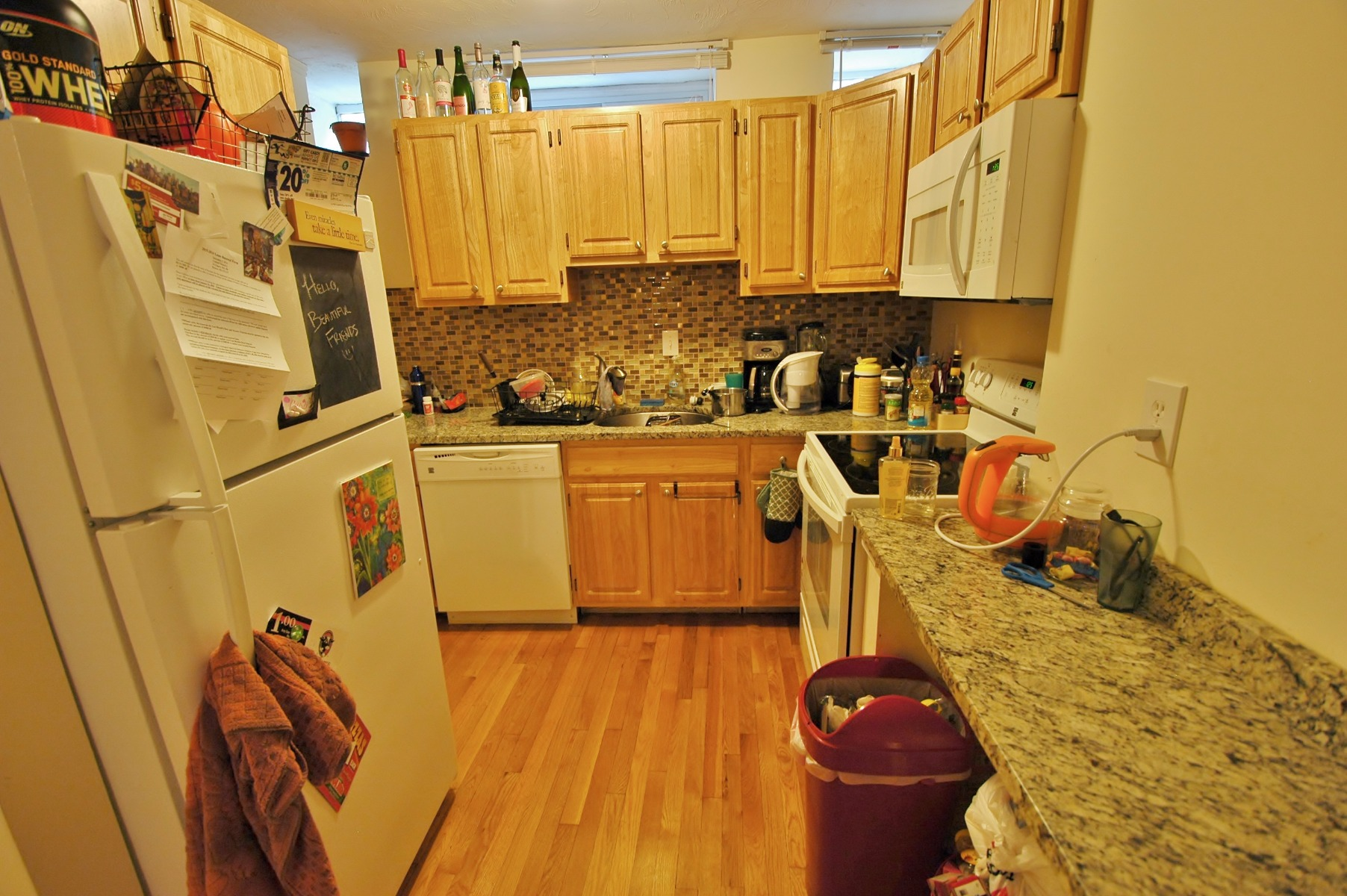 Spacious Edgerly Rd 3Bed Dish/Disp, Laundry
