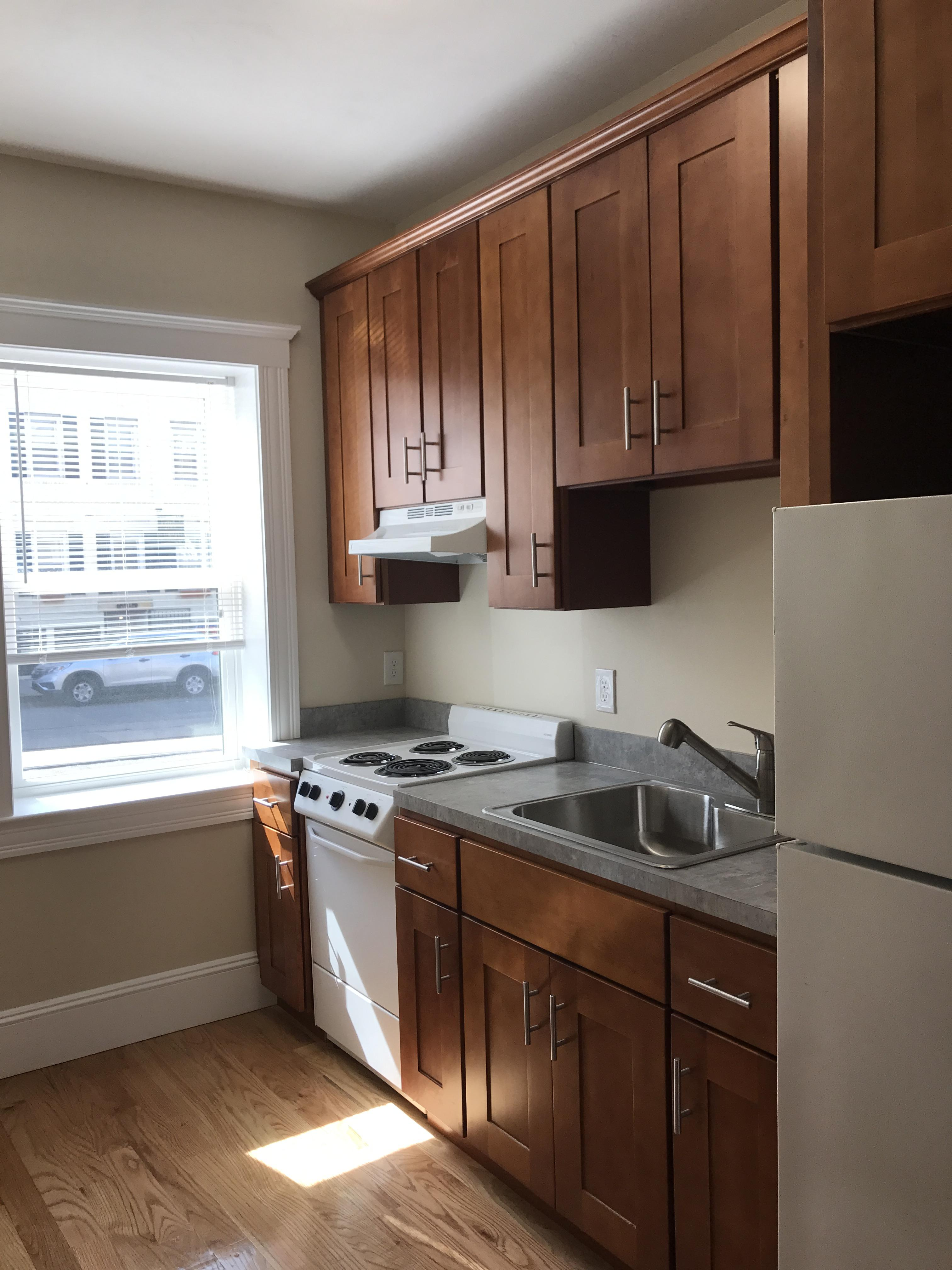 Spacious and beautifully remodeled 2 bedrooms apartment, Now or 5/1