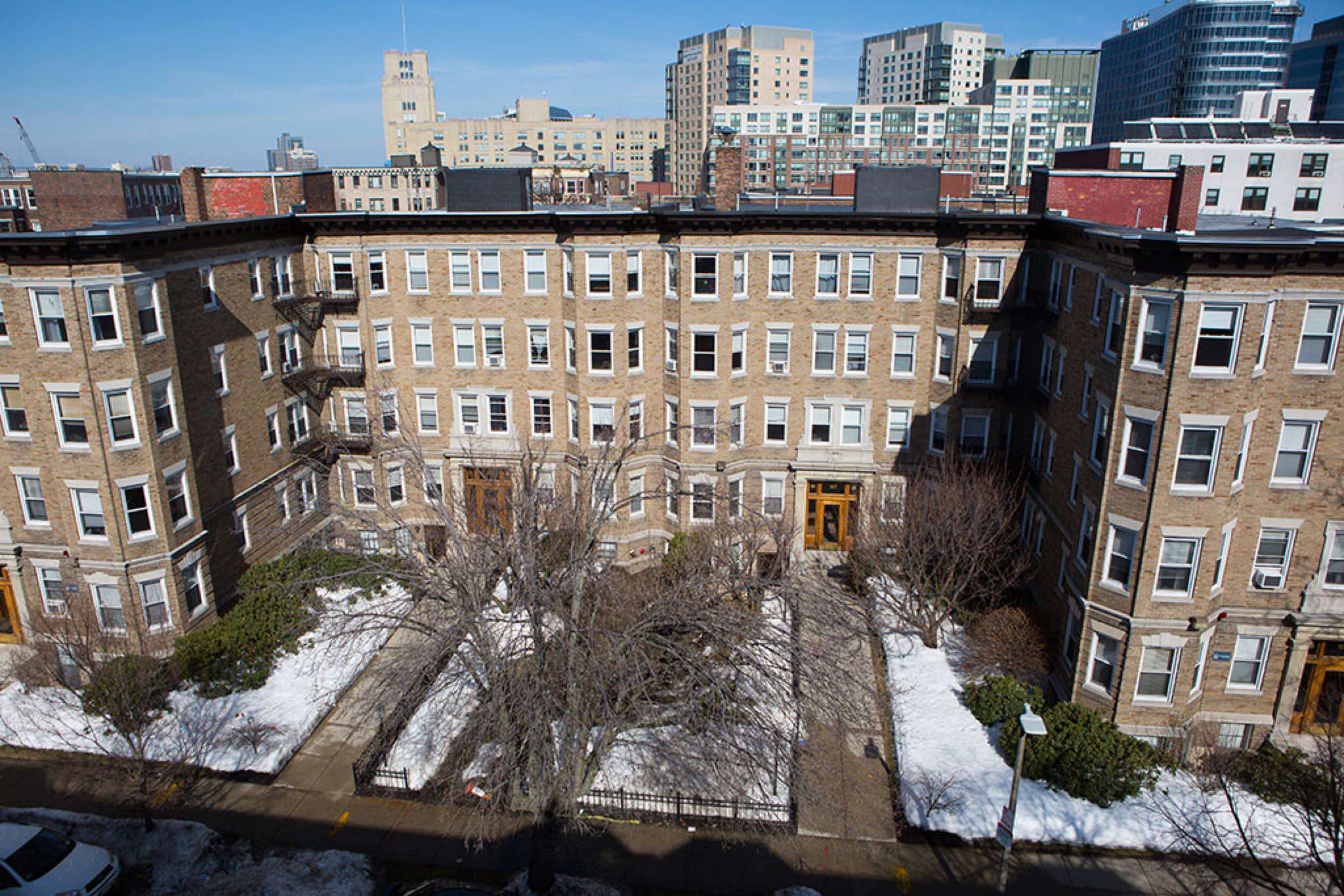 1 Bd on Queensberry St., Parking For Rent