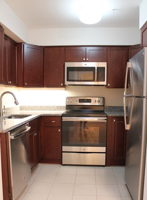 NEWLY REMODELED 2 BED, 2 FULL BATH-  CAMBRIDGE!